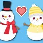 Love Snowballs Xmas