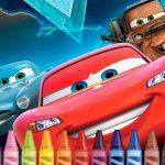 McQueen Cars Coloring