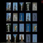 memorize the statues