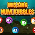 Missing Num Bubbles