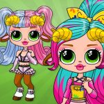 Monster Popsy Surprise Dolls