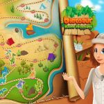 Nastya Dinosaur Bone Digging Games