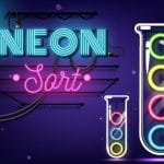 Neon Sort  Puzzle – Color Sort Game
