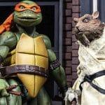 Ninja Turtles Jigsaw Puzzle Collection