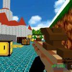 Paintball Gun Pixel 3D