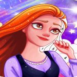 Princess coloring game for girls – Paint Color Boo