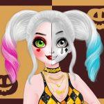 Princess Halloween Makeup HalfFaces Tutorial