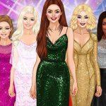 Red Carpet Dress Up Girls Game – girls