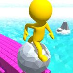 Roll Run 3D – Tap to roll