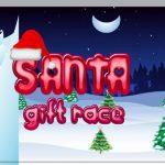 Santa Gift Bike Race