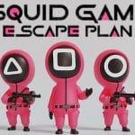 Squid Game Escape Plan