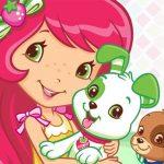 Strawberry Shortcake Puppy Care