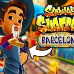 Subway Surfers Barcelona