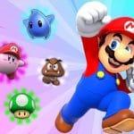 Super Mario Crush Saga Puzzle