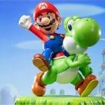 Super Mario Riding Defense