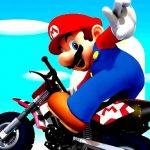 Super Mario Wheelie