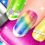 Super Nail Salon: Girl Games