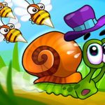Super Snail Jungle Adventure