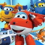 Superwings Match3