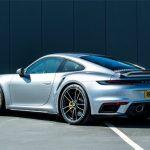 UK Porsche 911 Turbo S Slide