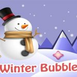 Winter Bubble Game
