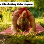 Yoga Stretching Calm Jigsaw