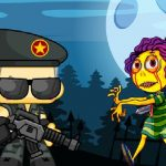 Zombie Shooter 2D