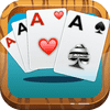 Classic Golf Solitaire Card Game