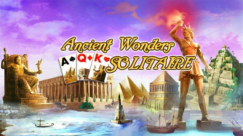 Image Ancient Wonders Solitaire