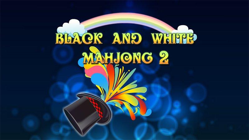 Image Black & White Mahjong