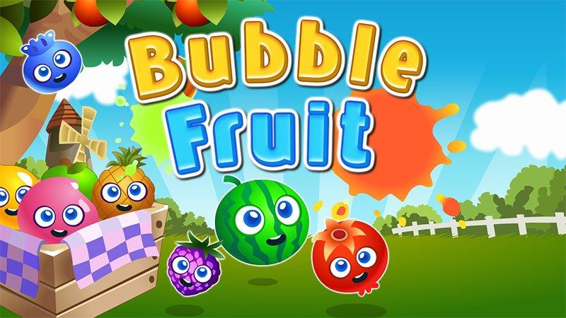 Image Bubble Fruit