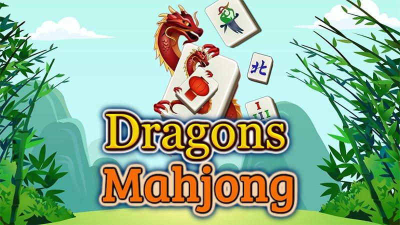 Image Dragons Mahjong