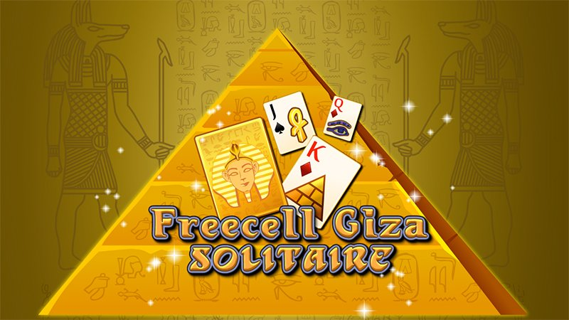 Image Freecell Giza Solitaire