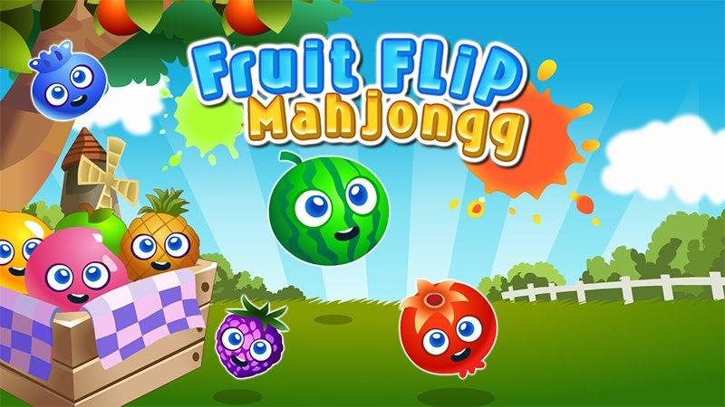 Image Fruit Flip Mahjongg