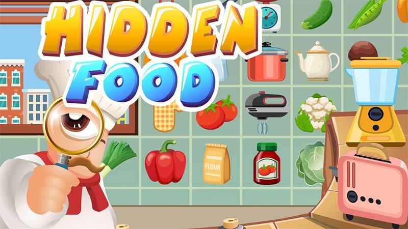 Image Hidden Food