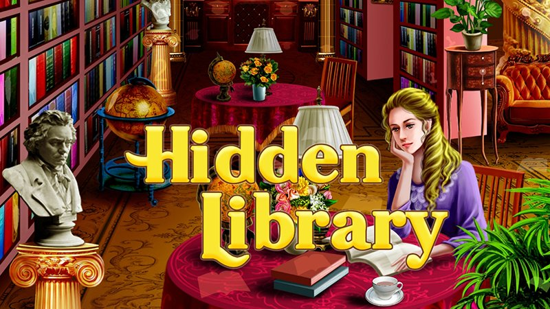 Image Hidden Library