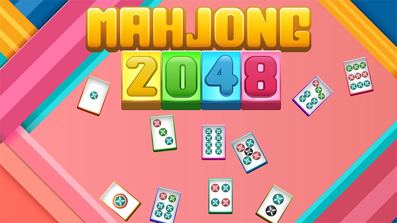 Image Mahjong 2048