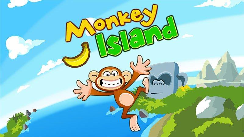 Image Monkey Island
