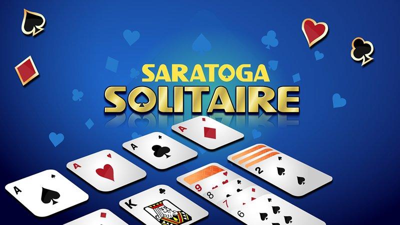 Image Saratoga Solitaire