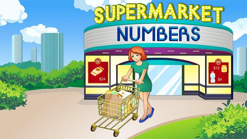 Image Supermarket Numbers