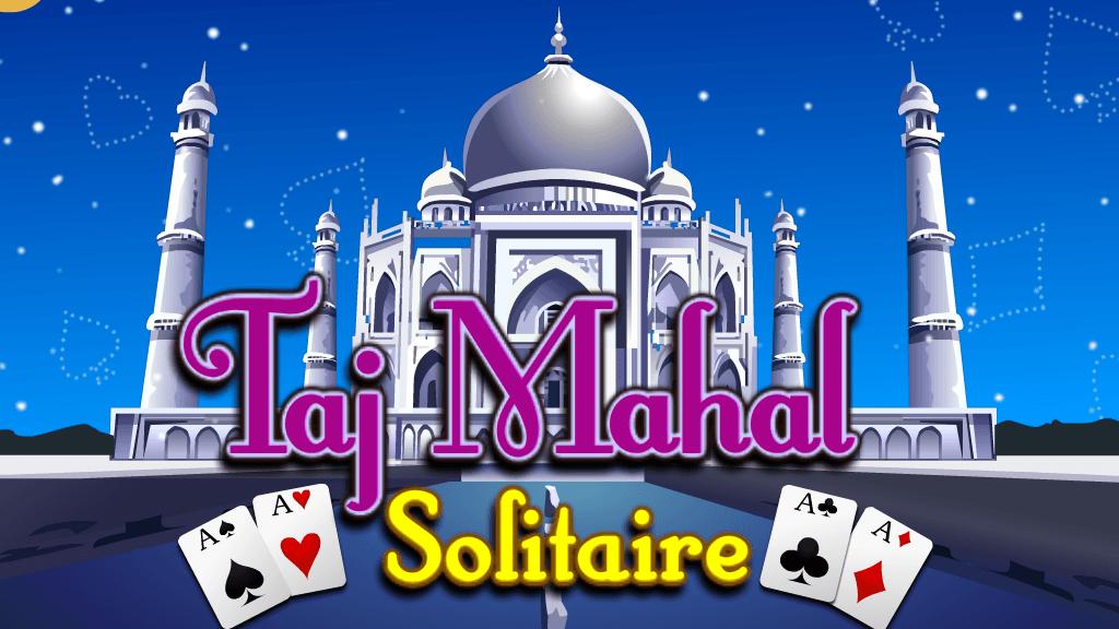 Image Taj Mahal Solitaire
