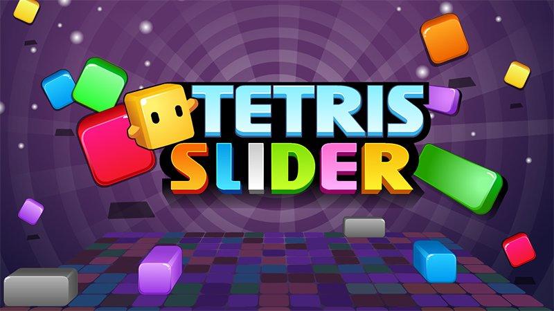 Image Tetris Slider