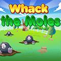 Whack the Moles