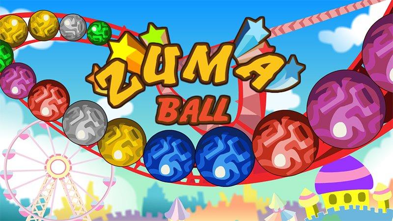 Image Zuma Ball