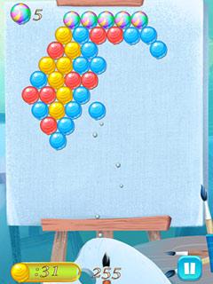 Image Bubble Blobs