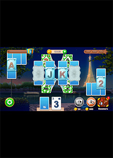 Image Solitaire Story - Tripeaks 2